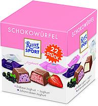 Ritter Choco Cubes Joghurt 8 гр. (22 шт в упаковке)