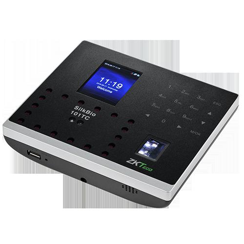 Гибридный считыватель отпечатков пальцев SilkBio-101TC
