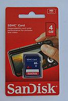 Флешка Sandisk SD 4G