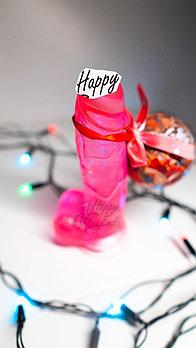 """Фаллоимитатор """"Wet Willy"""", розовый, 20см"""