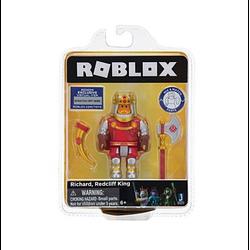 """Roblox Игровая фигурка Роблокс """"Король Ричард - лидер Королевства Редклиффов"""""""