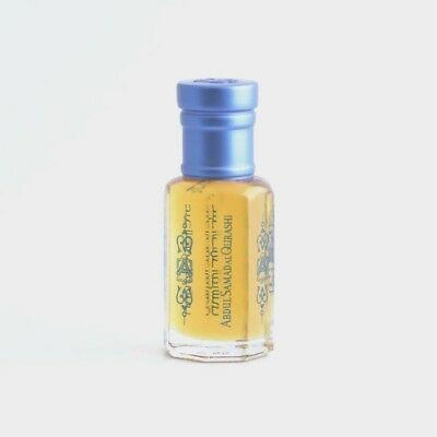 Парфюмерное масло White Safron Abdul Samad Al Qurashi (6 мл, Саудовская Аравия)