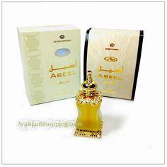 Женские масляные духи Aseel Al-Rehab (15 мл, ОАЭ)