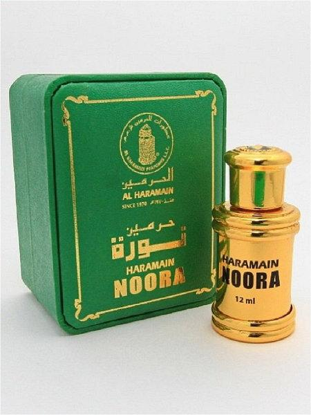 Масляные духи Noora Al Haramain (12 мл, ОАЭ)