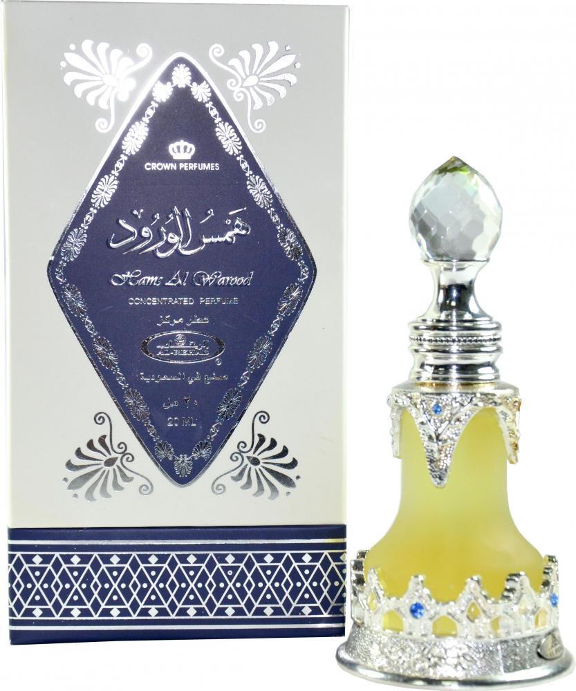 Масляные духи Hams Al Warood (20 мл)