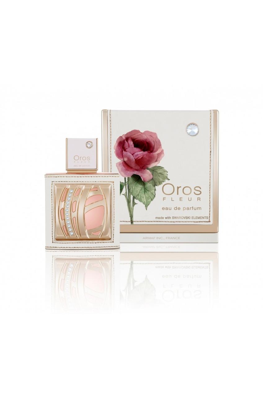 Парфюмерная вода для женщин Fleur Oros (50 мл, ОАЭ)