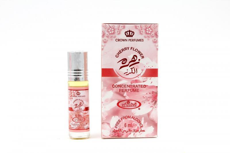 Cherry flower Al-Rehab Perfumes