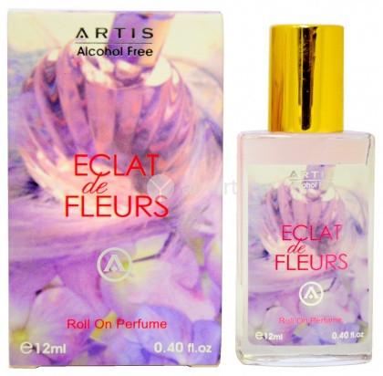 Женские масляные духи Eclat de Fleurs Artis (12 мл, ОАЭ)
