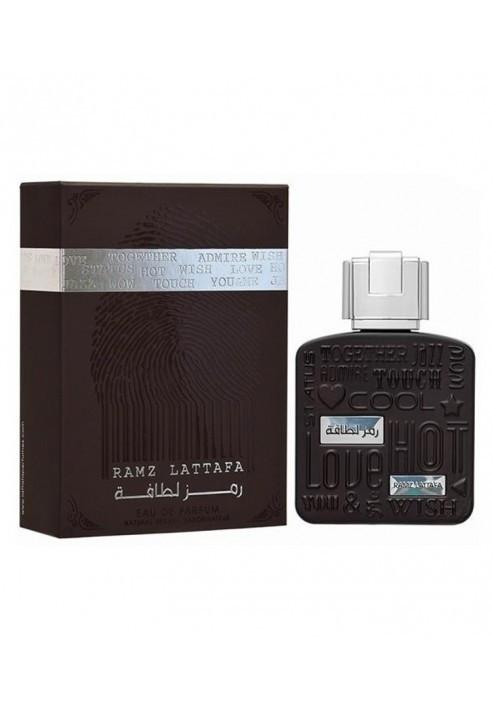 Парфюмерная вода Ramz Lattafa Silver (100 мл, ОАЭ)