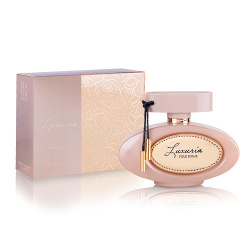 Парфюмерная вода для женщин Luxuria Pour Femme Flavia (100 мл, ОАЭ)
