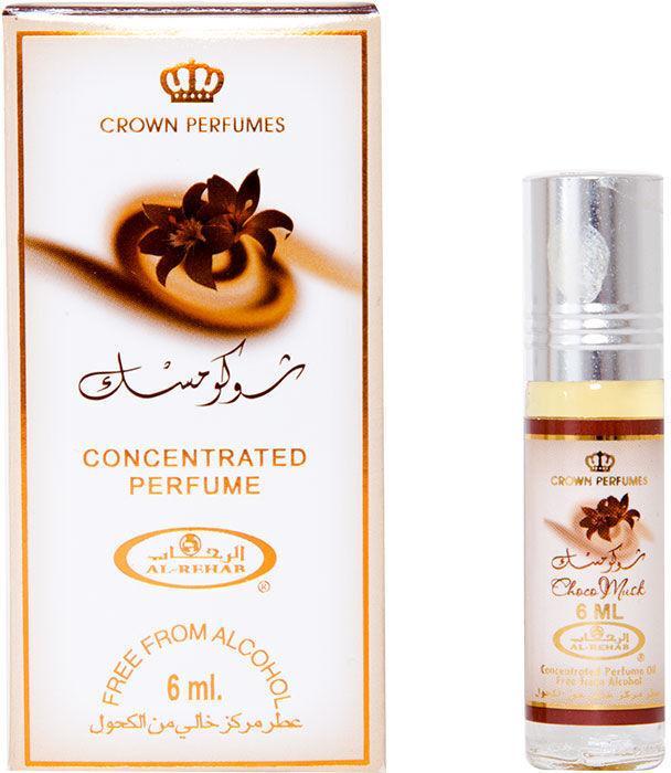 Choco Musk Al-Rehab Perfumes
