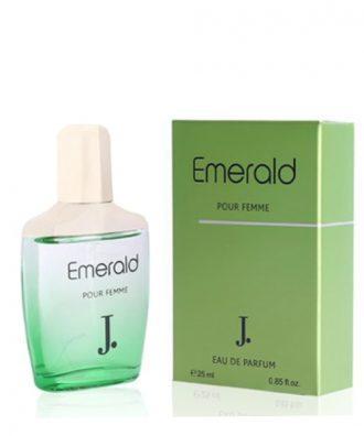 Парфюмерная вода для женщин Emerald Junaid Jamshed (25 мл, ОАЭ)