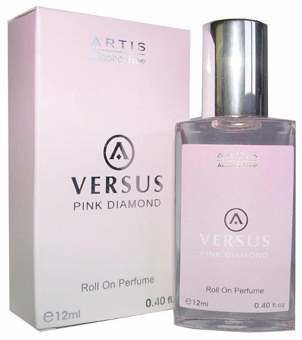 Женские масляные духи Versus Pink Diamond Artis (12 мл, ОАЭ)