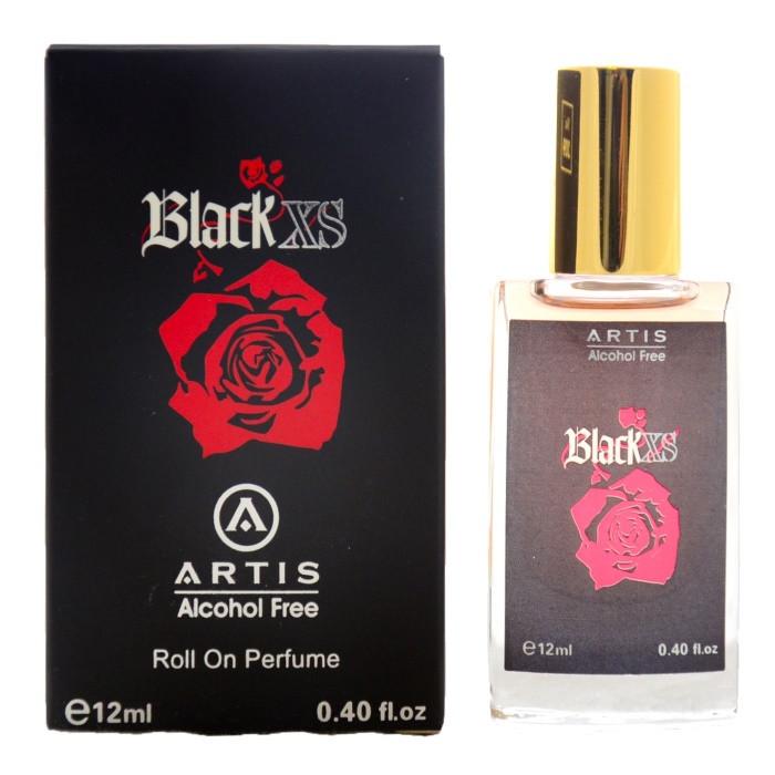 Женские масляные духи Black XS Artis (12 мл, ОАЭ)