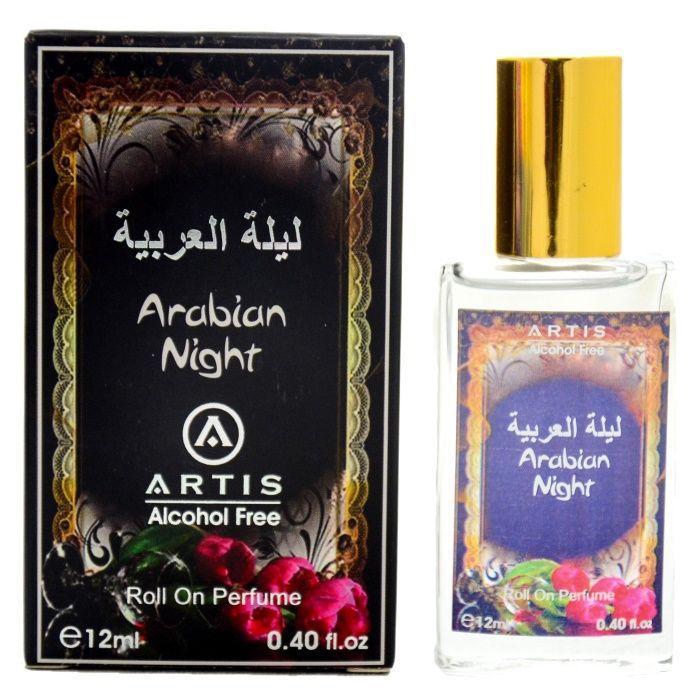 Женские масляные духи Arabian Night Artis (12 мл, ОАЭ)