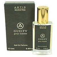 Женские масляные духи Guilty Pour Femme Artis (12 мл, ОАЭ)