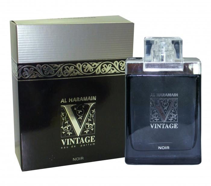 Парфюмерная вода Vintage Noir Al Haramain (100 мл, ОАЭ)