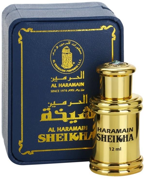 Женские масляные духи Sheikha Al Haramain Perfumes (12 мл, ОАЭ)