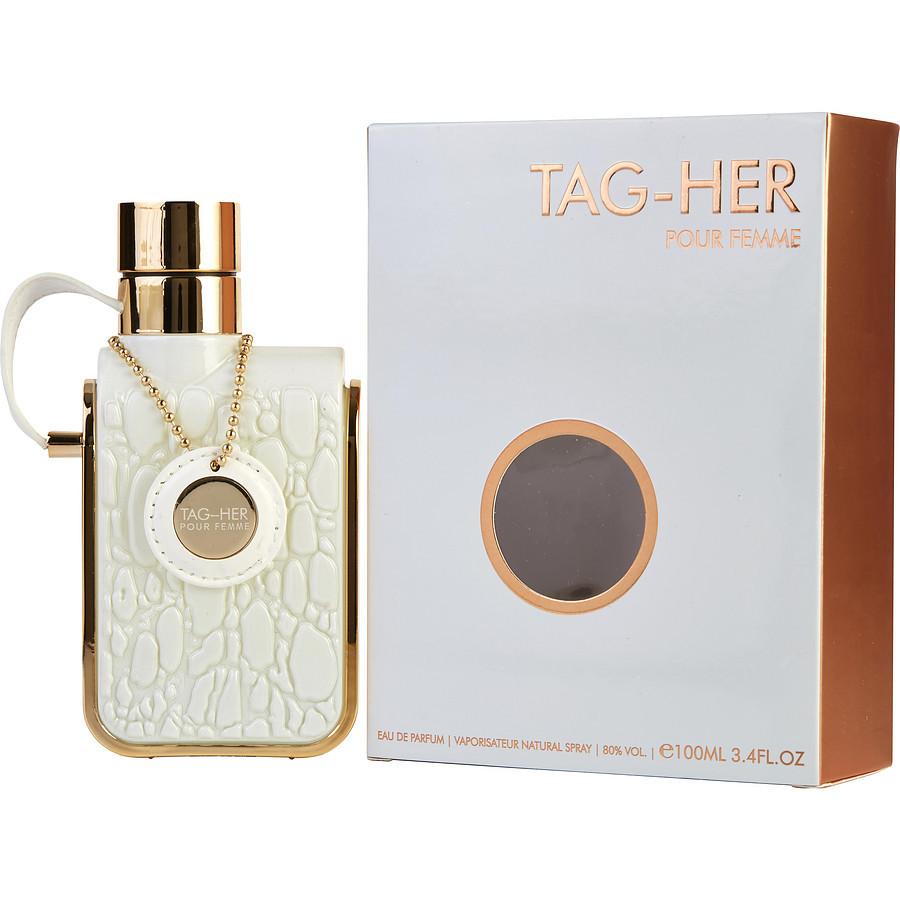 Парфюмерная вода для женщине Tag-Her Armaf (100 мл, ОАЭ)
