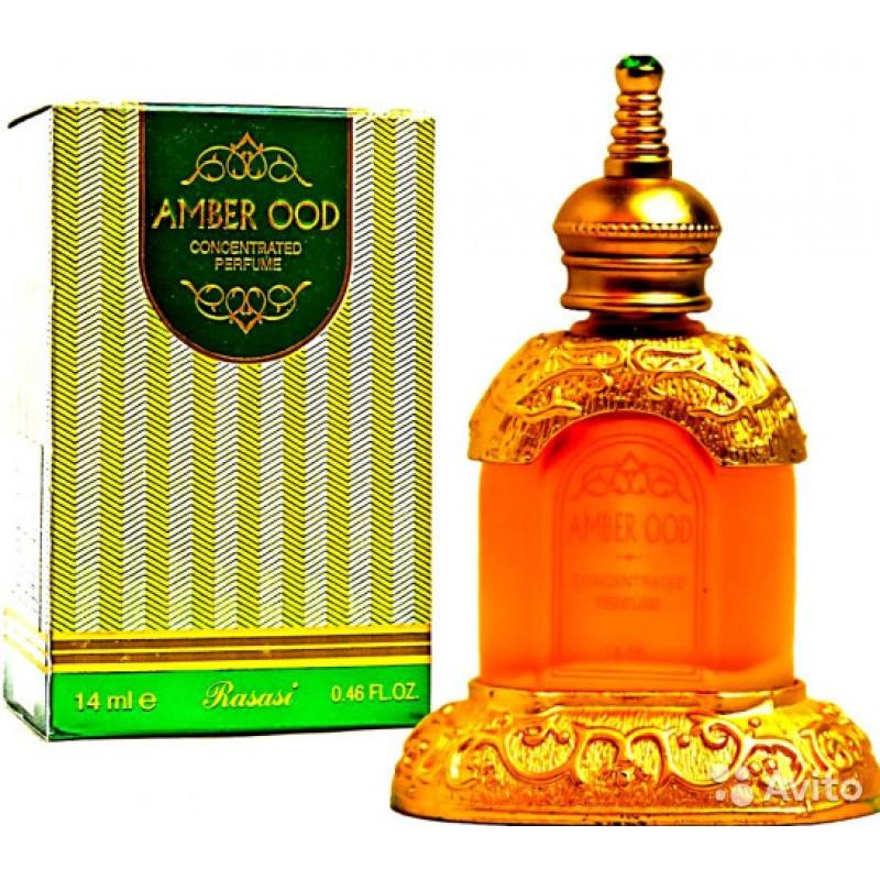 Amber Oudh Rasasi