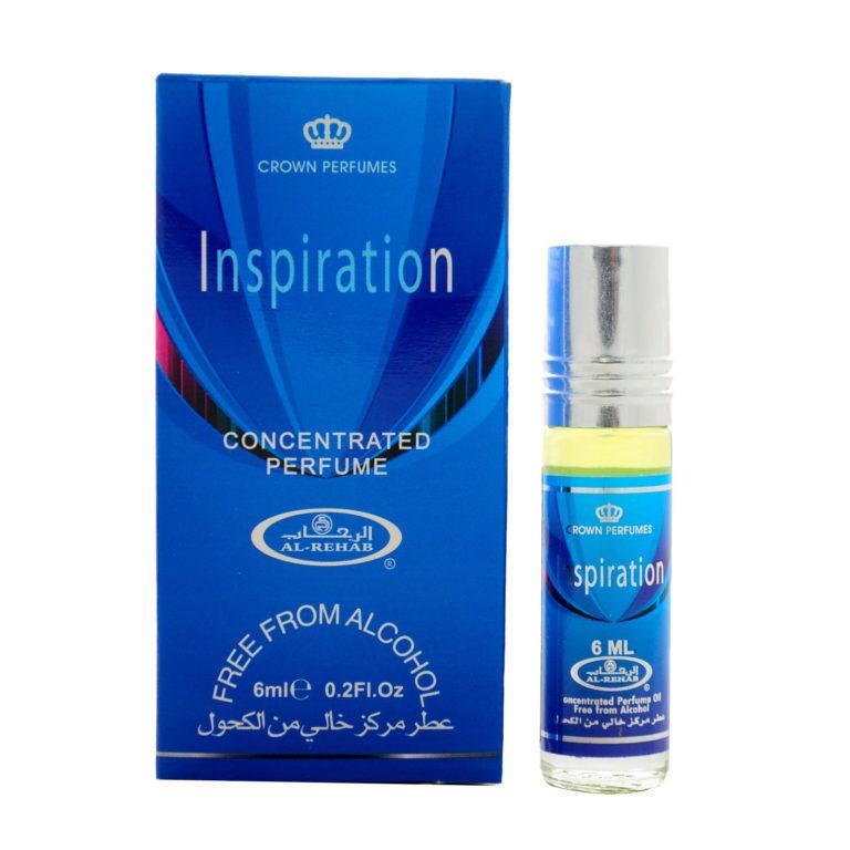 Inspiration Al-Rehab Perfumes