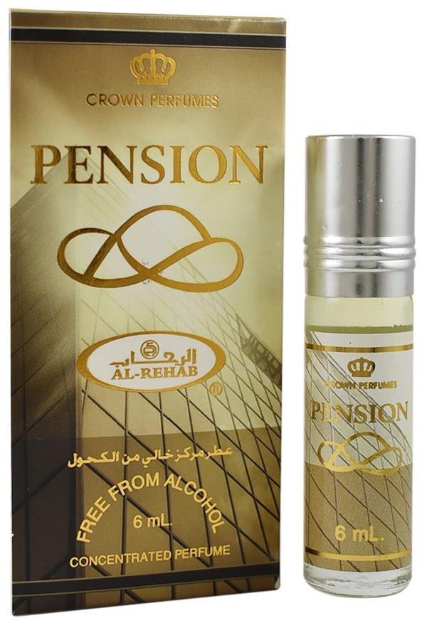 Pension Al-Rehab Perfumes