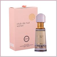 Женские масляные духи Club De Nuit Women Armaf (20 мл, ОАЭ)