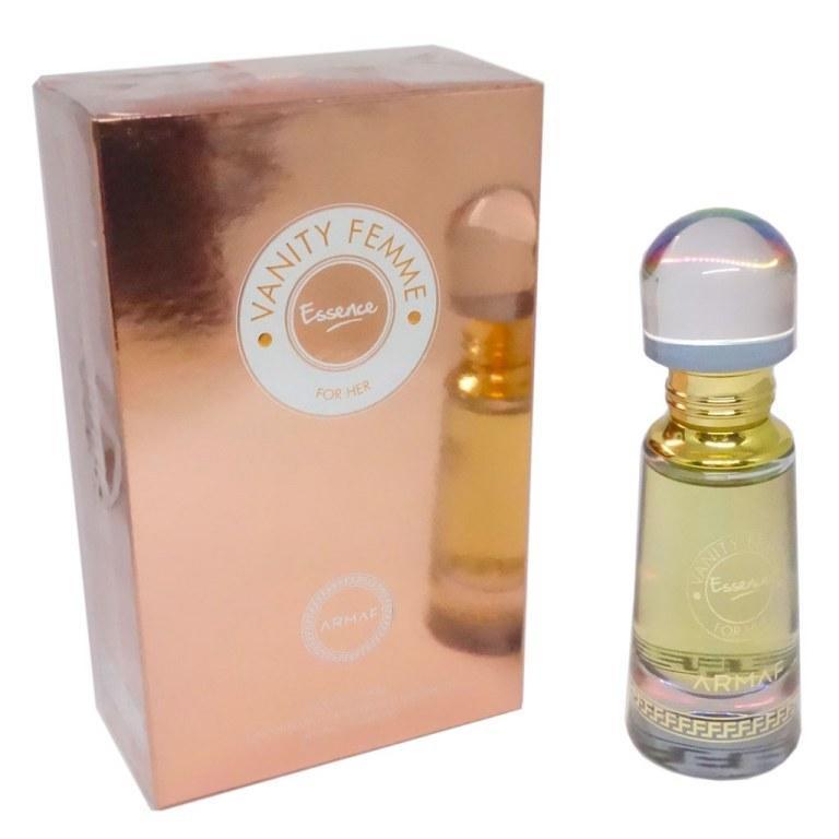 Женские масляные духи Vanity Femme Essence Armaf (20 мл, ОАЭ)