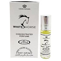 Женские масляные духи White Horse Al-Rehab (6 мл, ОАЭ)