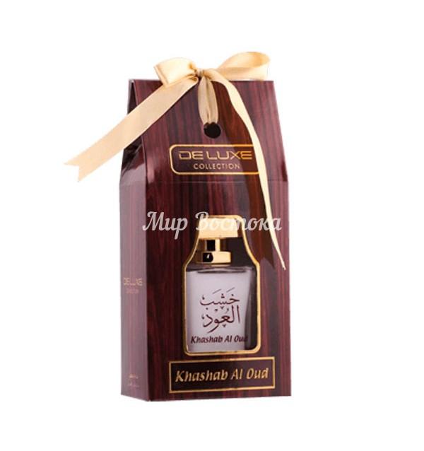 Парфюмерная вода Kashab Al Oud Deluxe (50 мл, ОАЭ)
