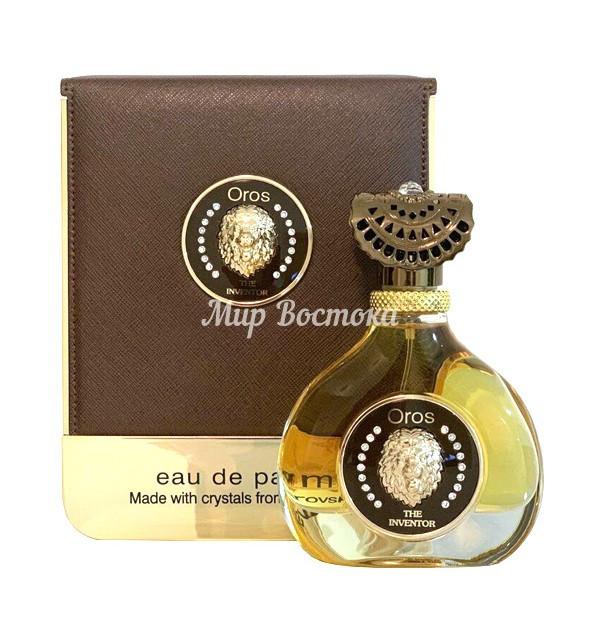 Парфюмерная вода The Inventor [Brown] Oros (85 мл, ОАЭ)