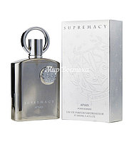 Парфюмерная вода для мужчин Supremacy Silver Afnan Perfumes (100 мл, ОАЭ)
