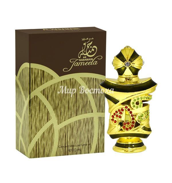 Масляные духи Jameela Al Haramain Perfumes (10 мл, ОАЭ)