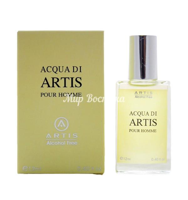 Мужские масляные духи Acqua Di Artis (12 мл, ОАЭ)