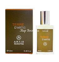 Мужские масляные духи Terre D'Artis Artis (12 мл, ОАЭ)