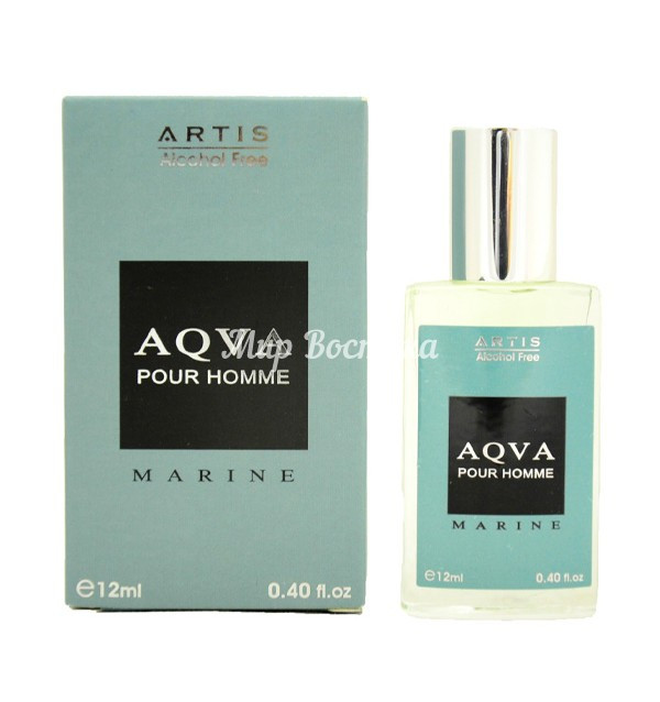 Мужские масляные духи Aqva Pour Homme Marine Artis (12 мл, ОАЭ)