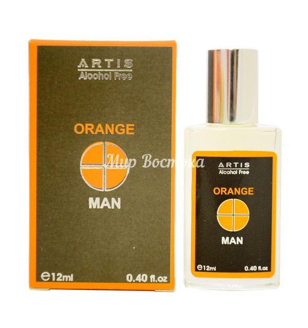 Мужские масляные духи Orange Man Artis (12 мл, ОАЭ)