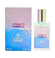 Мужские масляные духи L'eau 2 Homme Artis (12 мл, ОАЭ)