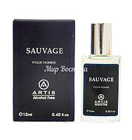 Мужские масляные духи Sauvage Pour Homme Artis (12 мл, ОАЭ)
