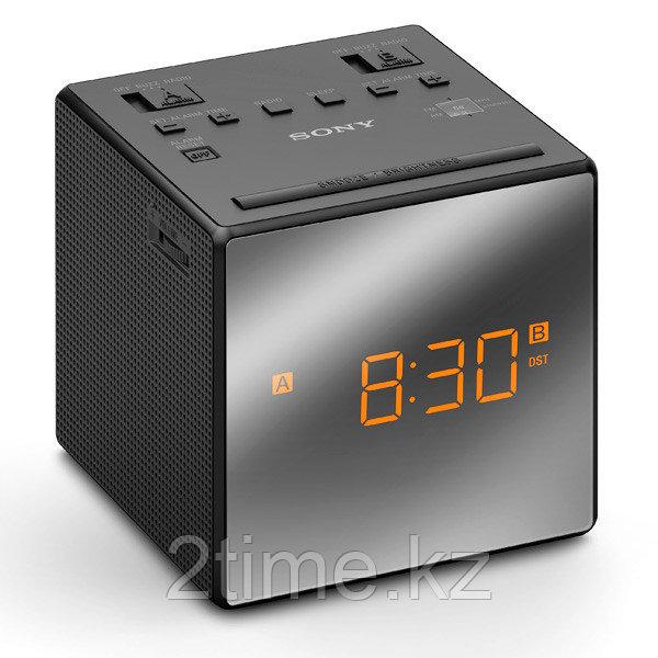 Радиобудильник Sony ICF-C1, черный