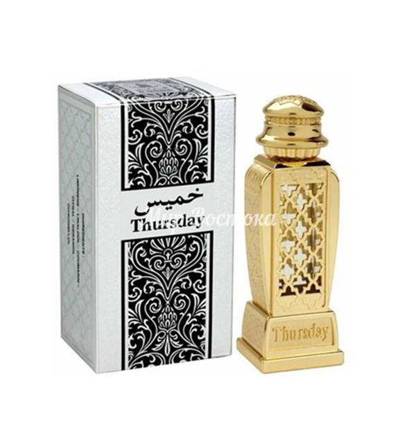 Thursday Al Haramain Perfumes