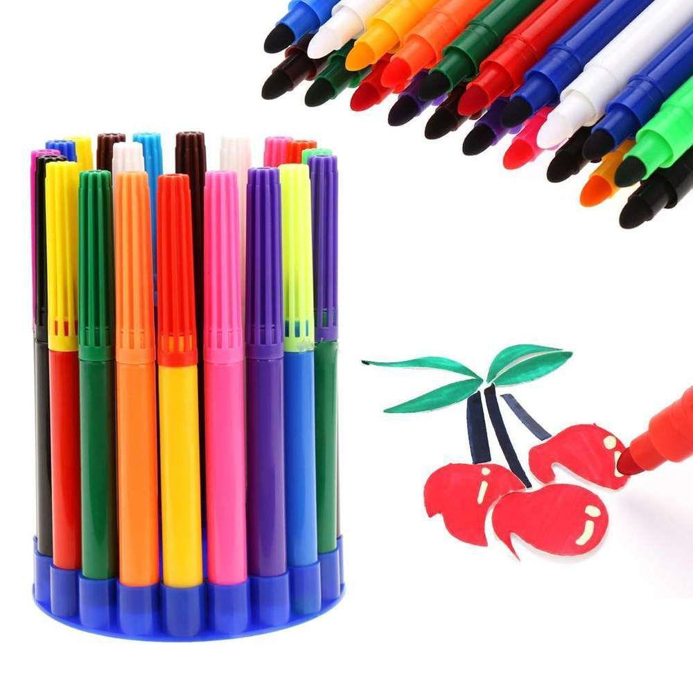 Волшебные фломастеры Magic pens Теплая осень