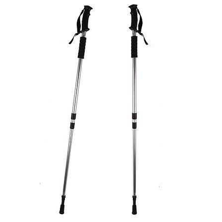 Палки телескопические для скандинавской ходьбы 2 шт Ликвидация склада с летними товарами, фото 2