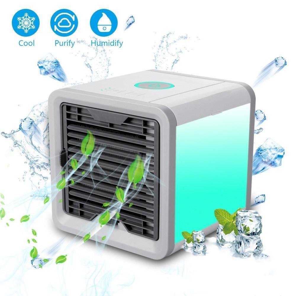 Охладитель воздуха (персональный кондиционер) Ice Cellar Air (Arctic Air) Ликвидация склада с летним