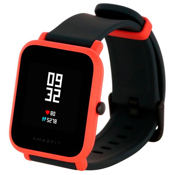 Смарт-часы Xiaomi Amazfit Bip Cinnabar Red (UYG4022RT)