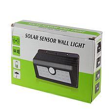 Сенсорный светильник на солнечной батарее 20 LED Ликвидация склада с летними товарами, фото 2