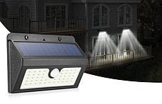 Сенсорный светильник на солнечной батарее 20 LED Ликвидация склада с летними товарами, фото 3