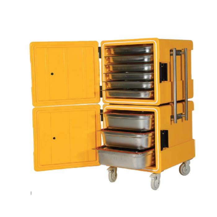 Термобокс для горячих и холодных блюд  AVATHERM 360 л