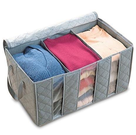 Органайзер для хранения вещей (3 отделения) Теплая осень