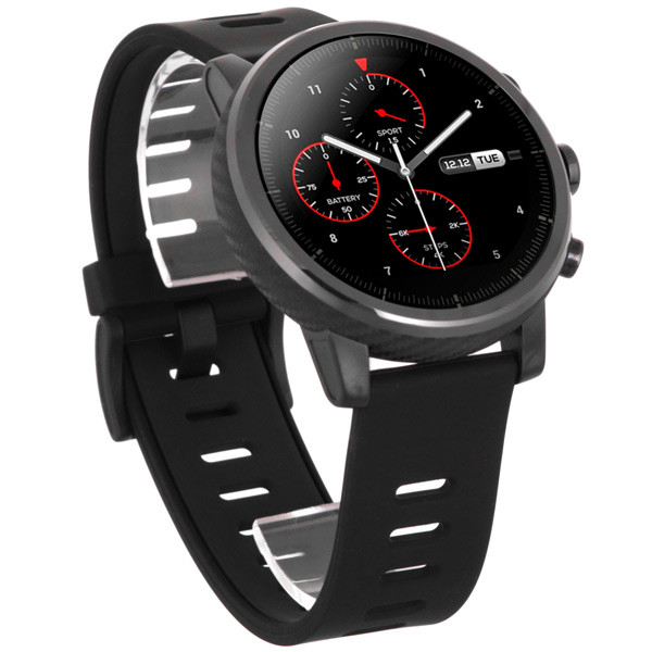 Смарт-часы Xiaomi Amazfit Stratos Smart Sports Watch 2 (A1619/UYG4048RT)